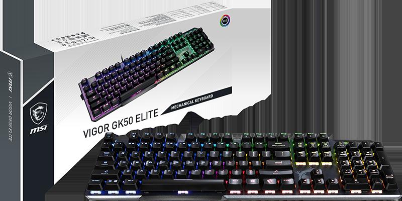 VIGOR GK50 Elite