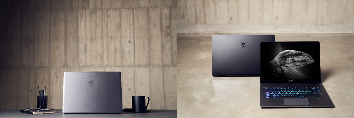 Creator Z16極具質感的月光灰色調完美展現風格品味