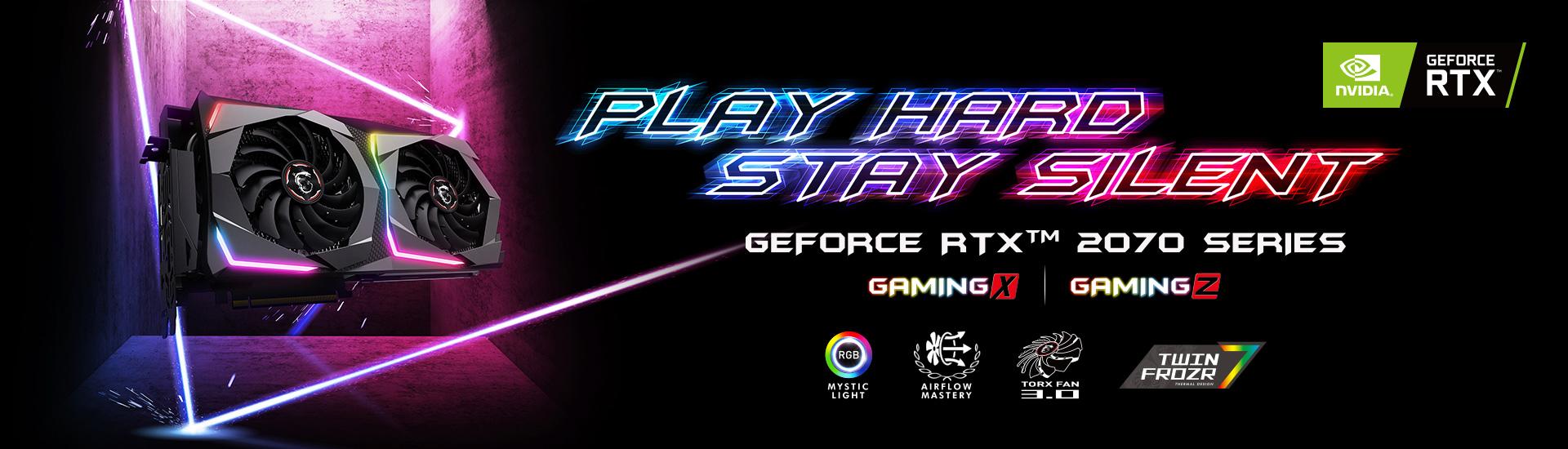 RTX 2070 gaming