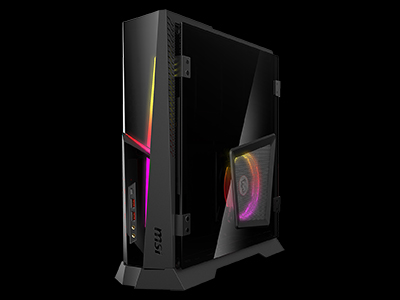 More than GAMING, MSI unleash your unlimited GAMING vision: Trident X Series