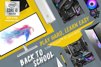 Back-To-School Promotion