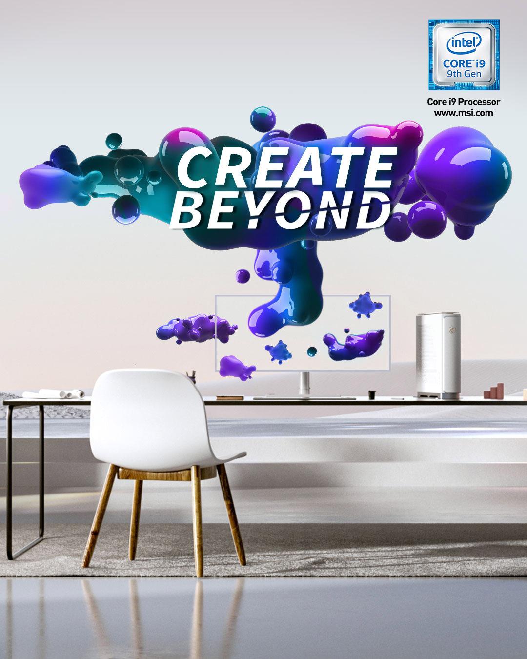 Create Beyond