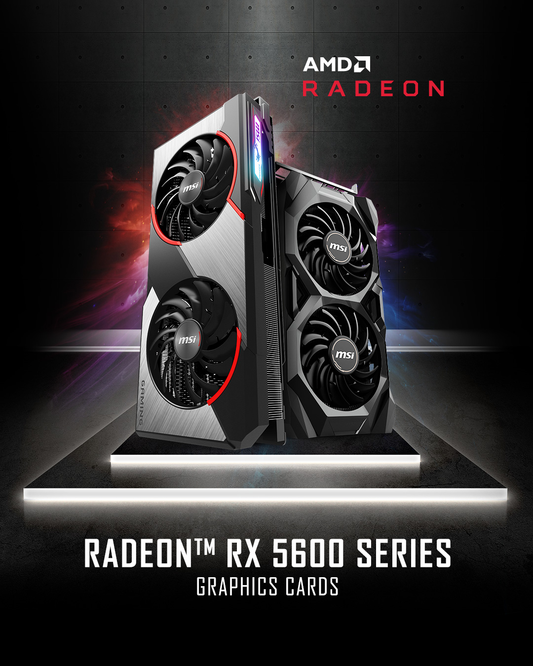 AMD RX 5500 SERIES