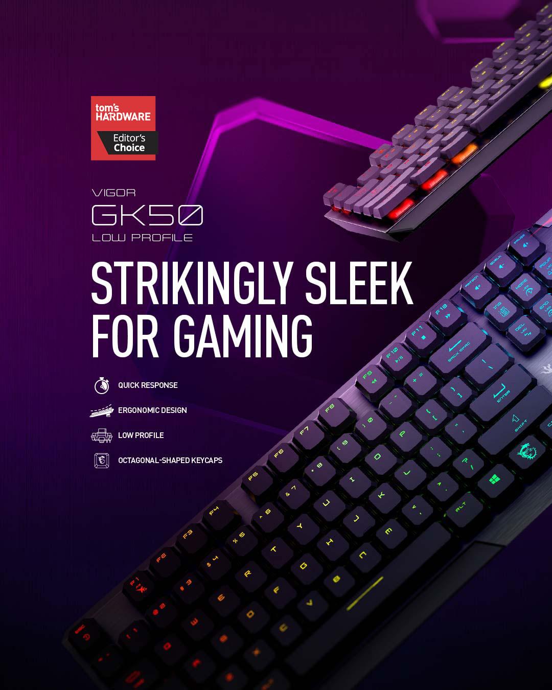VIGOR GK50