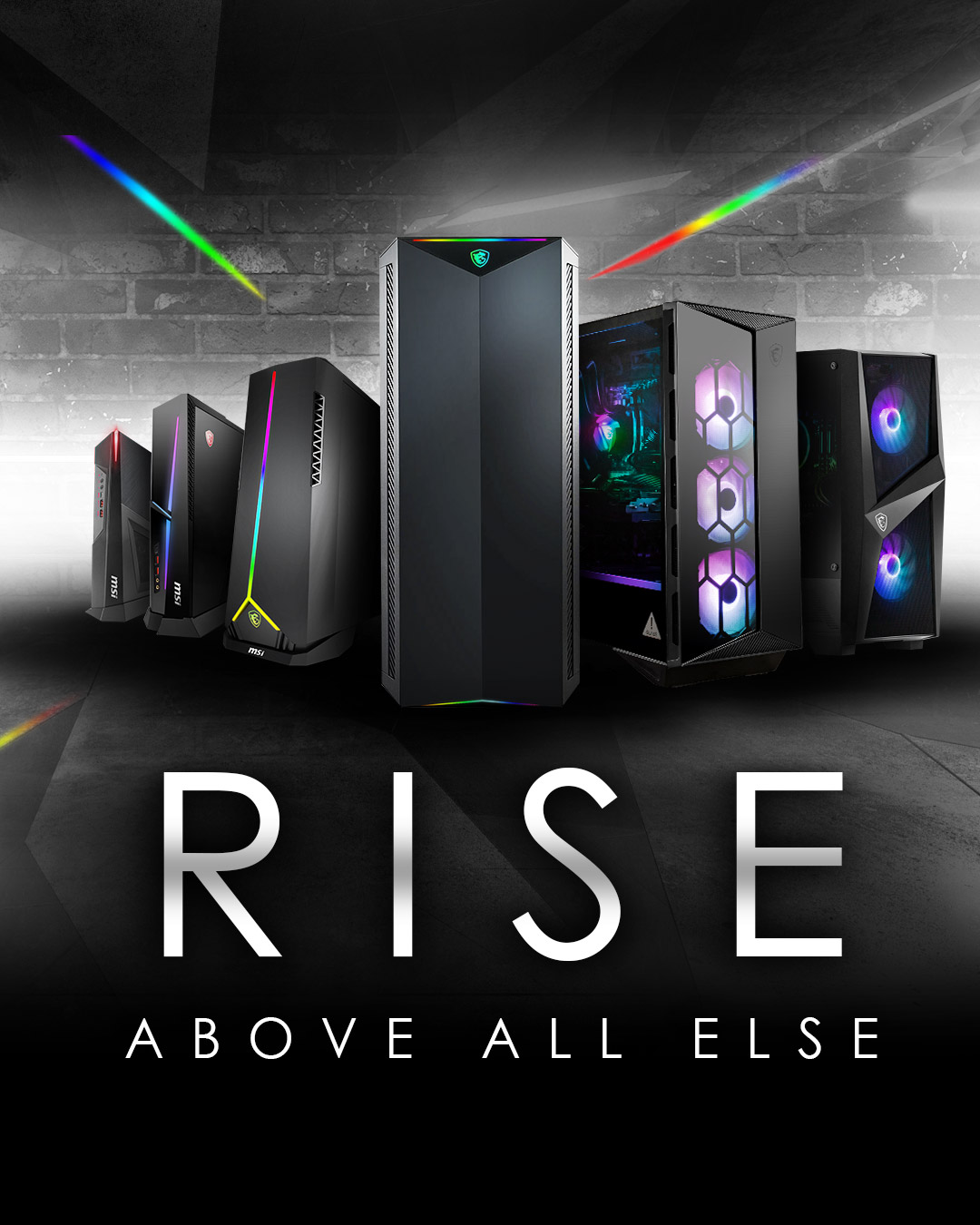 Rise Above All Else