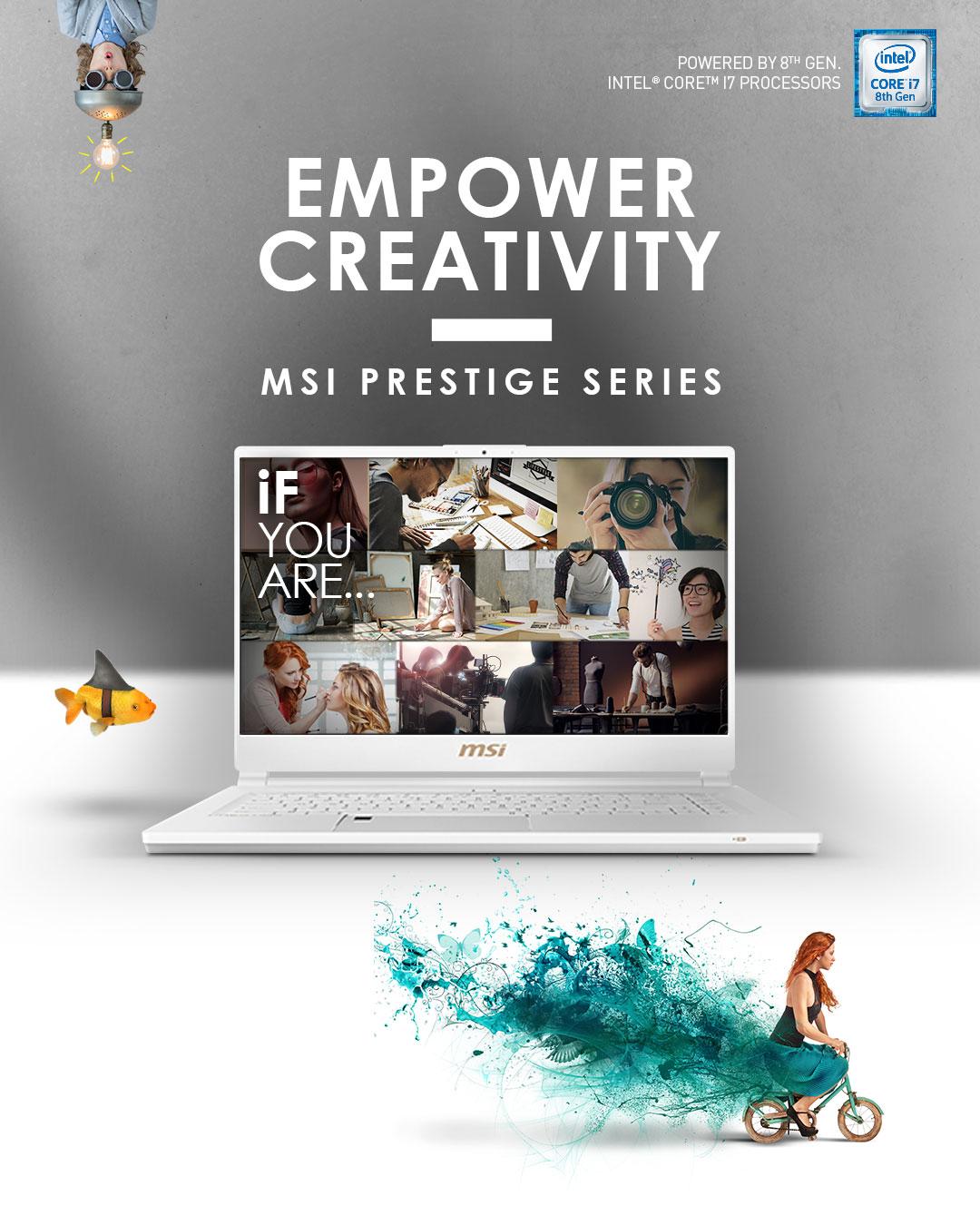 Empower Creativity
