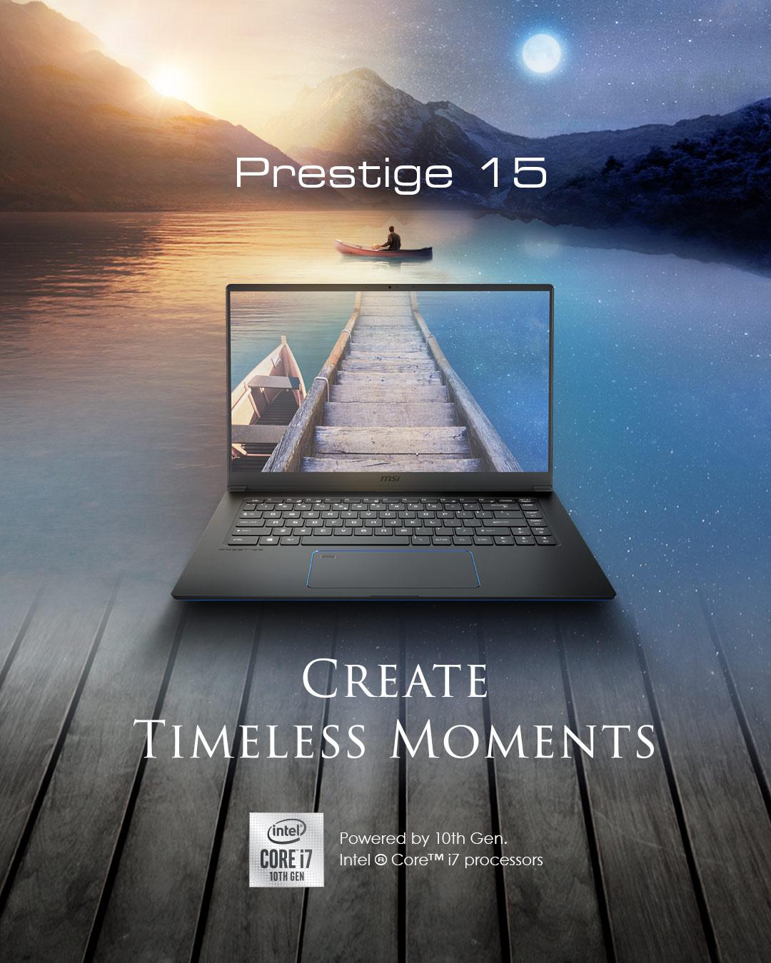 Prestige 15