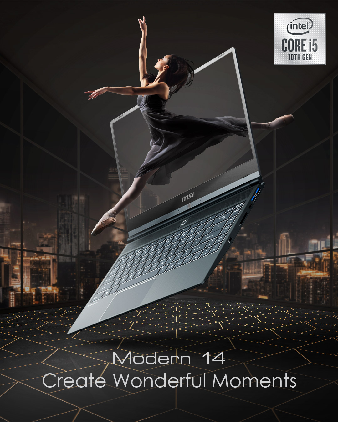 Modern 14