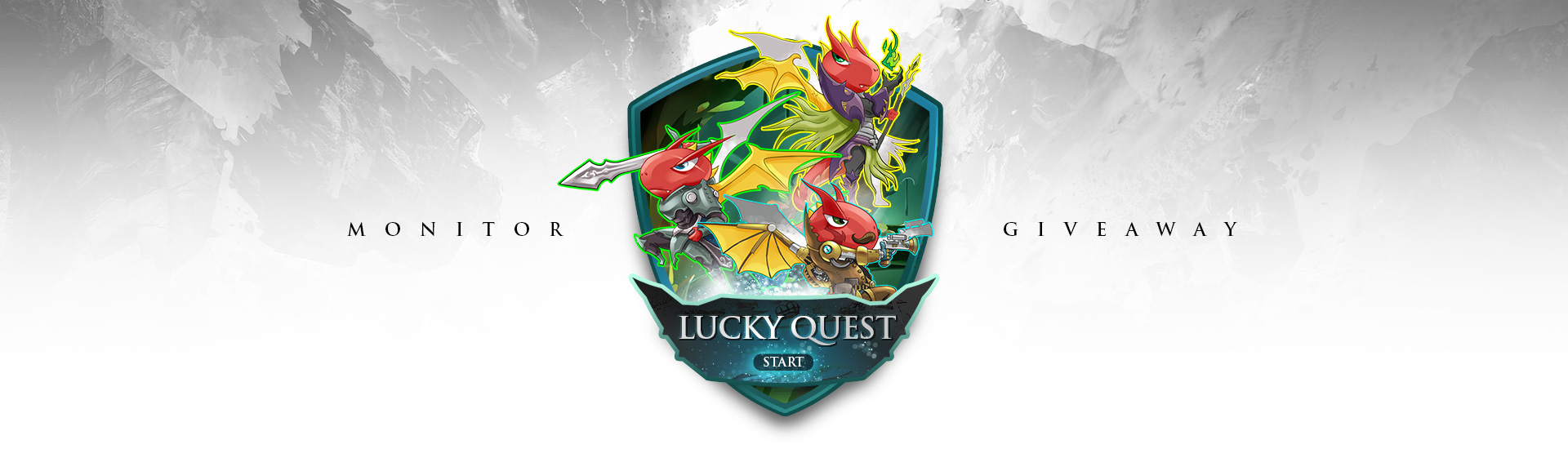 Lucky Quest - For Every Gamer!