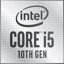10th Gen Intel Core i5 Logo.