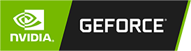 Nvidia Geforce GTX Logo.