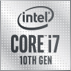 10th Gen Intel Core i7 Logo.