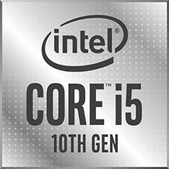 Intel 10th Gen i5 Logo