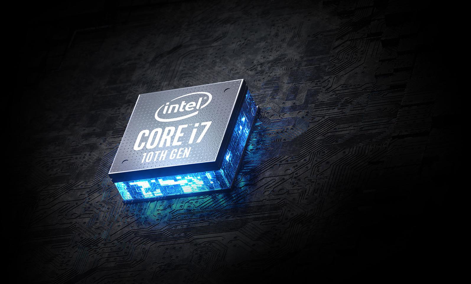 Intel 10th Gen Core i7 Processors