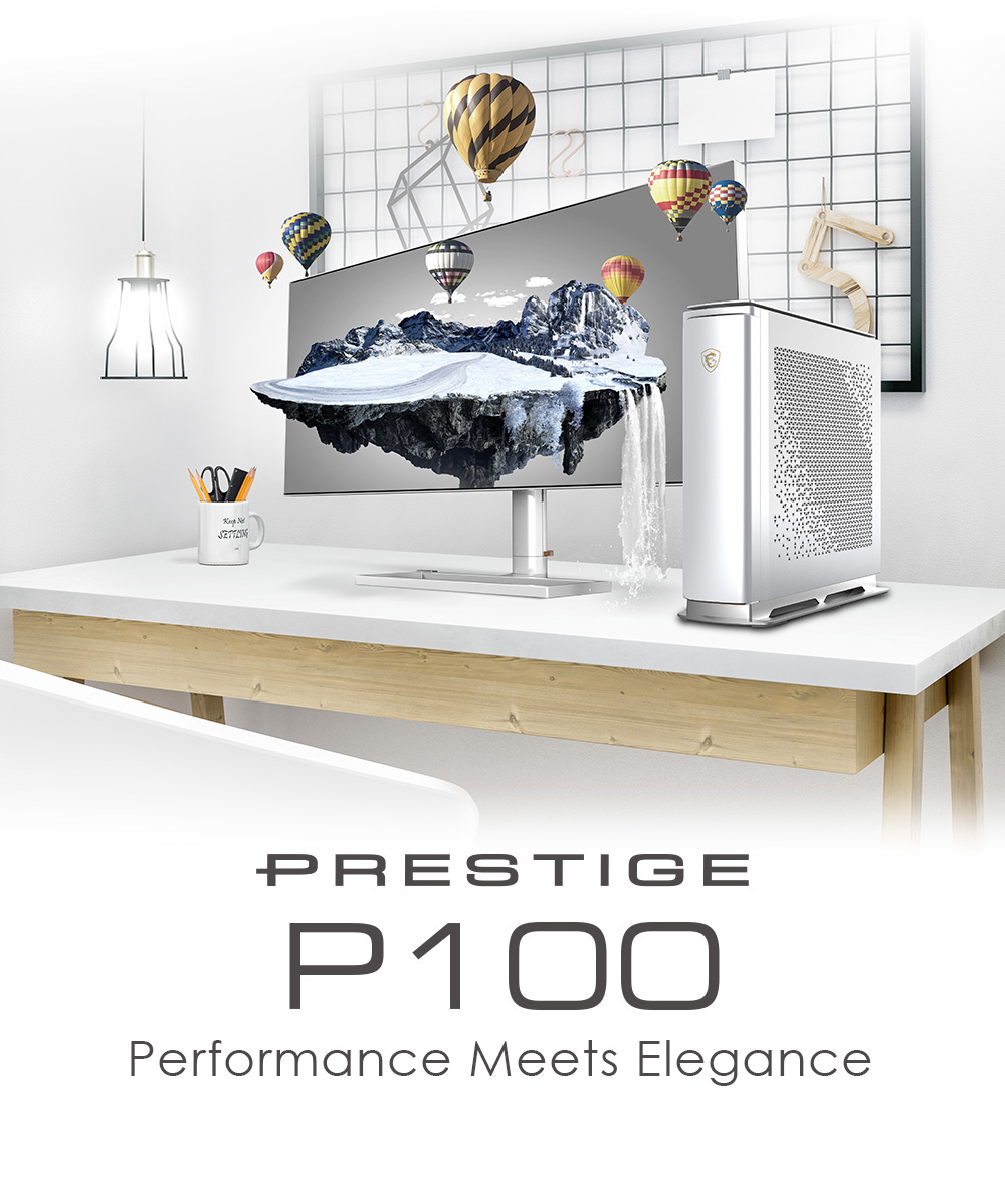Prestige P100
