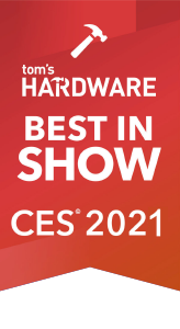 Tom's Hardware - Best In Show CES 2021 - Best Gaming Laptop