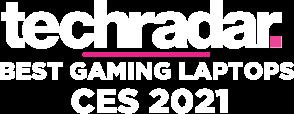 Techradar best gaming laptops ces 2021