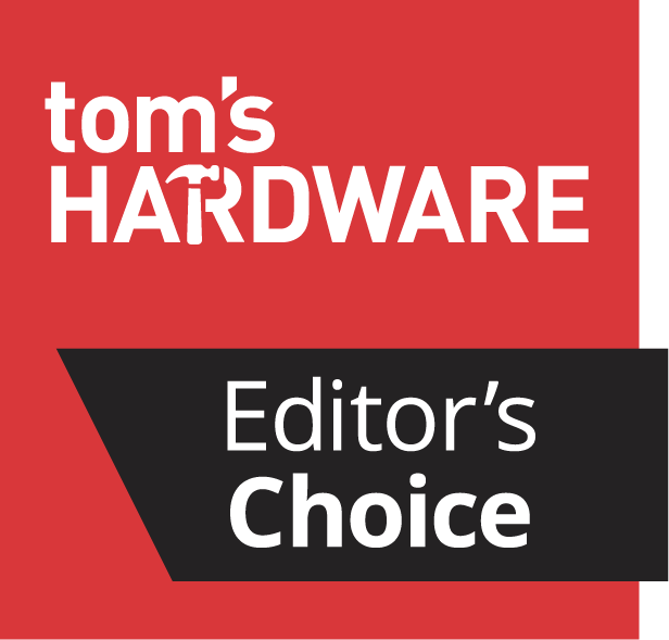 Tom's Hardware - Editor's Choice