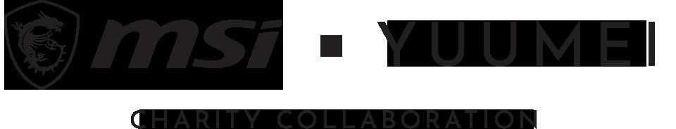 MSI x Yuumei - Charity Collaboration