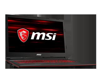 MSI GL73 Gaming Laptop