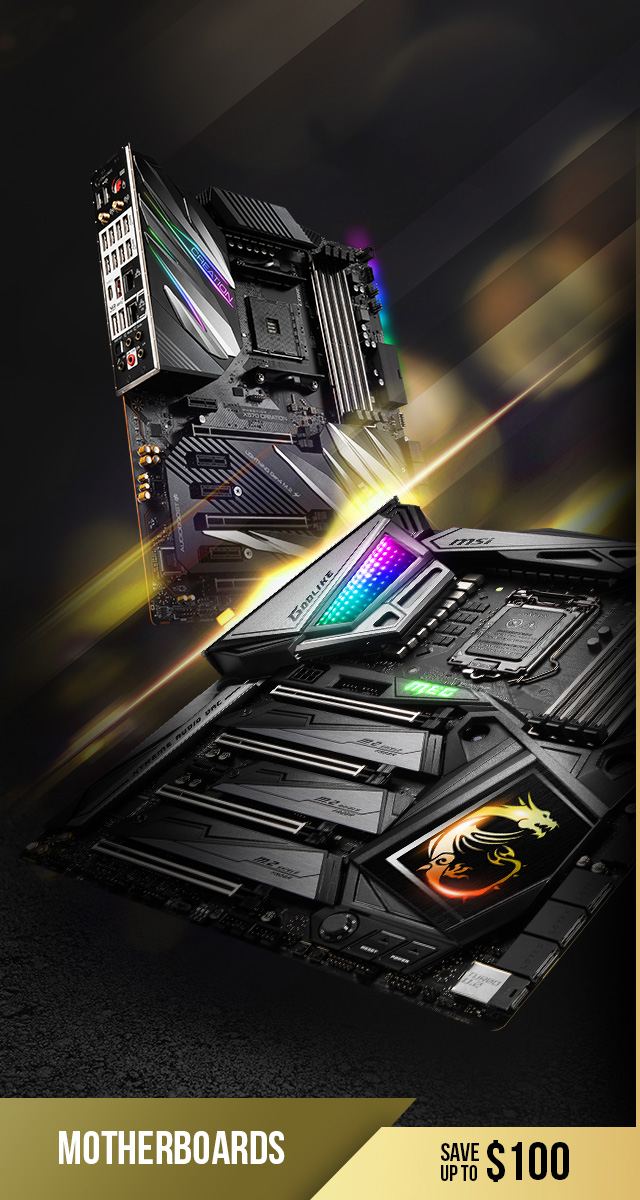 See up to $70 off Motherboards