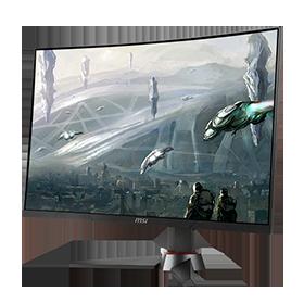 MAG27CQ Curved Gaming Monitor