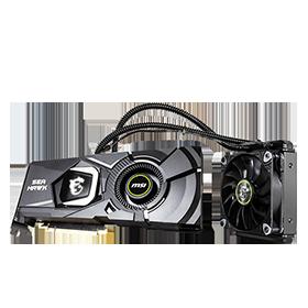Geforce RTX 2080 Ti SEA HAWK X Graphics Card