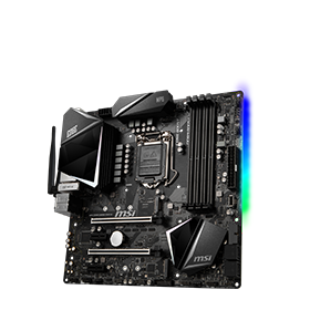 MPG Z390M GAMING EDGE AC Motherboard