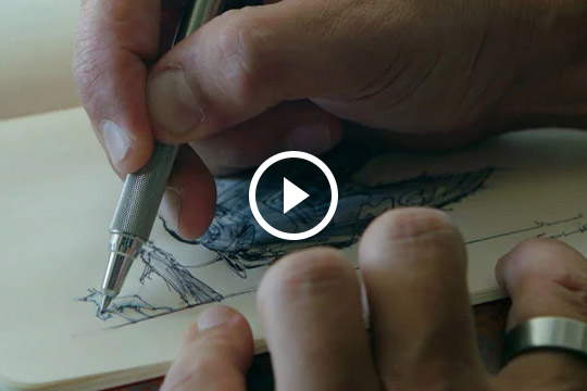 Empower Creativity – Sketch Your Creativity with Concept Artist, Colie | MSI