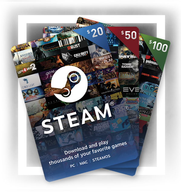 Additional Prizes: Steam Cards