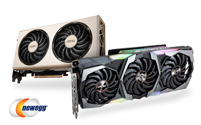 MSI Graphics Cards