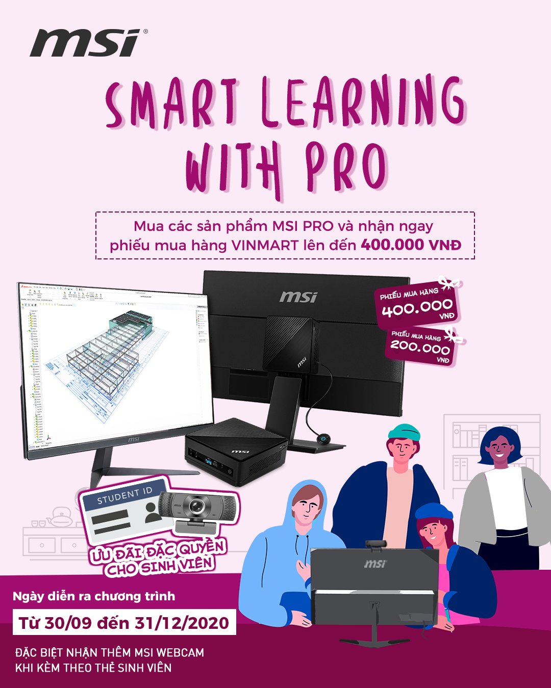 Smart Learnig with PRO